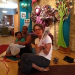 Squircle Yoga  with Pam Millwer