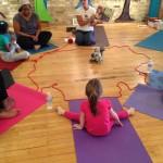 Squircle yoga