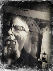 William Zuback self portrait