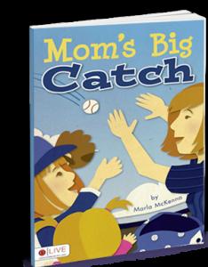 Mom's Big Catch. jpeg