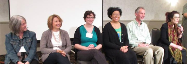 Faculty SCBWI Fall conference 2014
