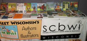 SCBWI Sucsess table