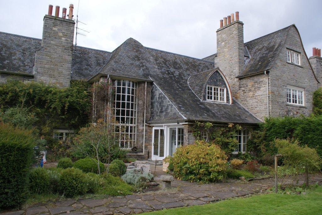 Jane Yolen_Scottish House