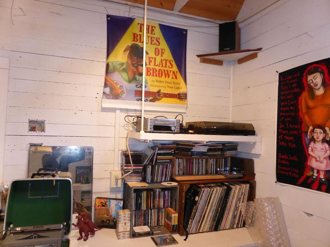 City studio in Seattle