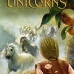 Plaque of unicorns