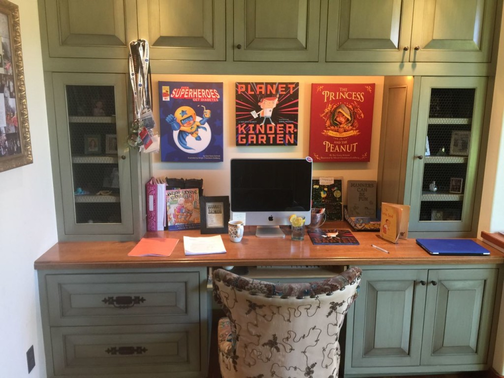 Hallway Desk