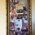 Rent on Broadway Collage