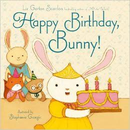 Happy Birthay Bunny
