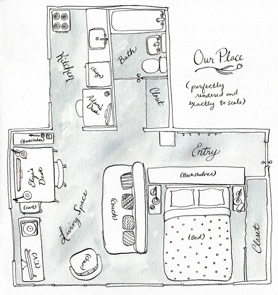 Los Angeles Apartment_web