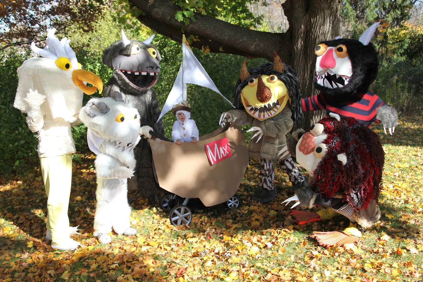WILD THINGS! Costume picture