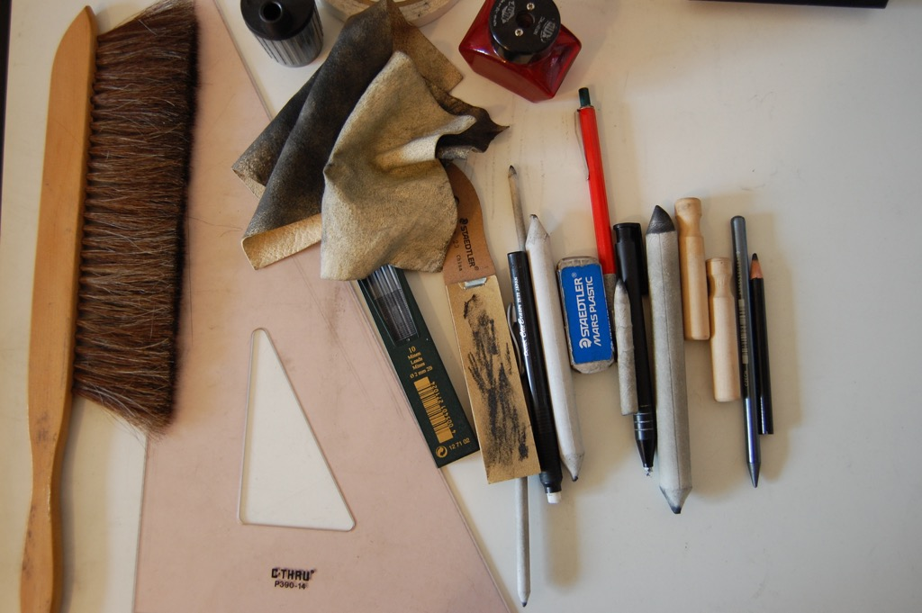 Here are some of my tools that I use all the time.